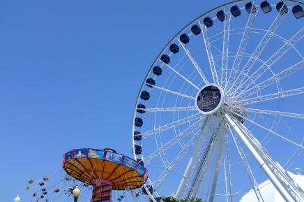 Zábavní park Navy Pier