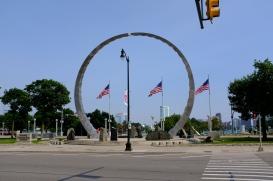 Labor Legacy Monument