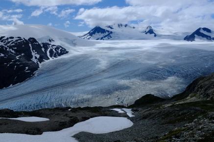 Parádní odměna! Ledovcové pole
