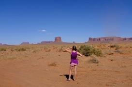 Monument Valley.